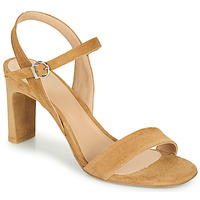 Shoes Women Sandals Perlato 11797-CAM-CAMEL Camel