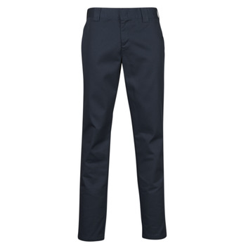 Clothing Men 5-pocket trousers Dickies SLIM FIT WORK PNT Marine