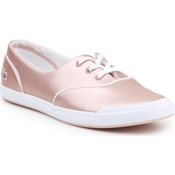 Shoes Women Low top trainers Lacoste Lancelle 3 EYE 117 7-33CAW103115J pink