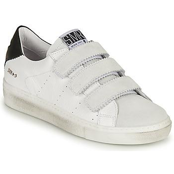 Shoes Women Low top trainers Semerdjian DONIG White