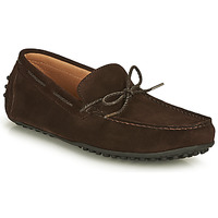 Shoes Men Loafers Brett & Sons CHATAINE Brown