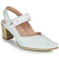 Shoes Women Heels Dorking LEA Silver