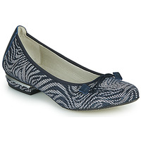 Shoes Women Flat shoes Dorking IREM Marine / Silver