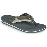 Shoes Men Flip flops Reef CUSHION DAWN Grey