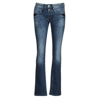 Clothing Women Straight jeans Freeman T.Porter MADIE SDM Madera
