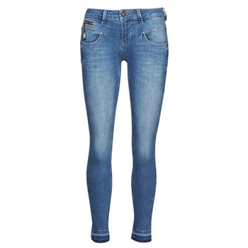Clothing Women Slim jeans Freeman T.Porter ALEXA CROPPED S-SDM Malaysia