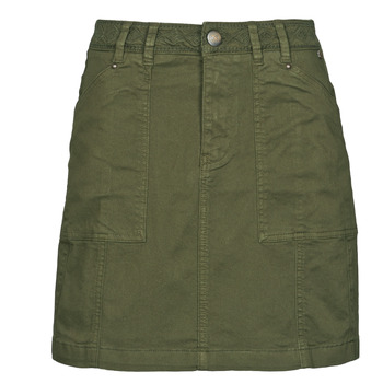 Clothing Women Skirts Freeman T.Porter JELISSA CAPY Olive / Night