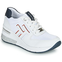 Shoes Women Low top trainers Tom Tailor JISEL White