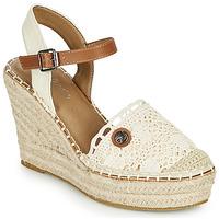 Shoes Women Sandals Tom Tailor DEB Cream