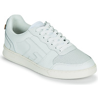 Shoes Low top trainers Faguo HAZEL LEATHER White