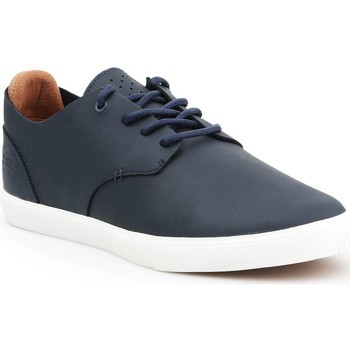 Shoes Men Low top trainers Lacoste Esparre Premium 119 7-37CMA00304C1 navy