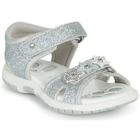 Shoes Girl Sandals Chicco FABIANA Silver