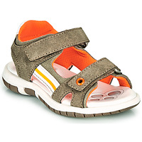 Shoes Boy Sandals Chicco FLAUTO Kaki