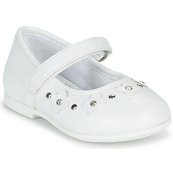 Shoes Girl Flat shoes Chicco CILVIA White