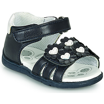 Shoes Girl Sandals Chicco GIOSTRA Marine