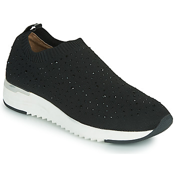 Shoes Women Low top trainers Caprice 24700 Black