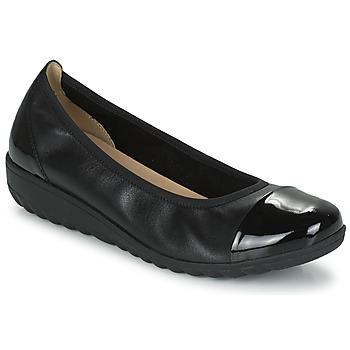 Shoes Women Flat shoes Caprice 22103-026 Black