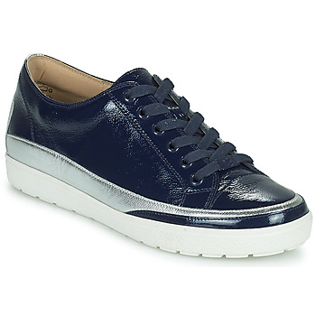 Shoes Women Low top trainers Caprice 23654-889 Blue
