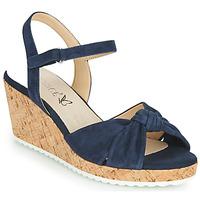 Shoes Women Sandals Caprice 28713-857 Black