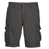 Clothing Men Shorts / Bermudas Napapijri NOSTRAN Grey / Dark