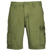 Clothing Men Shorts / Bermudas Napapijri NOSTRAN Green