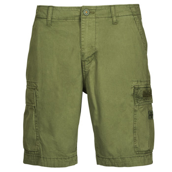 Clothing Men Shorts / Bermudas Napapijri NOSTRAN Green