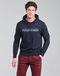 Clothing Men Sweaters Napapijri BALLAR Marine