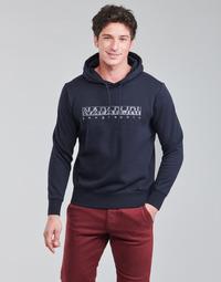Clothing Men Sweaters Napapijri BALLAR Marine