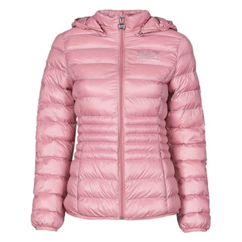 Clothing Women Duffel coats Emporio Armani EA7 8NTB23-TN12Z-1436 Pink