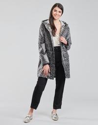 Clothing Women Parkas One Step DARRYL Grey