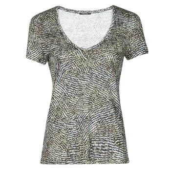 Clothing Women Short-sleeved t-shirts One Step MILLET Kaki