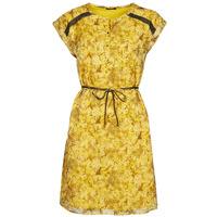 Clothing Women Short Dresses One Step RAYNA Yellow