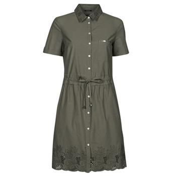 Clothing Women Short Dresses One Step REBA Kaki