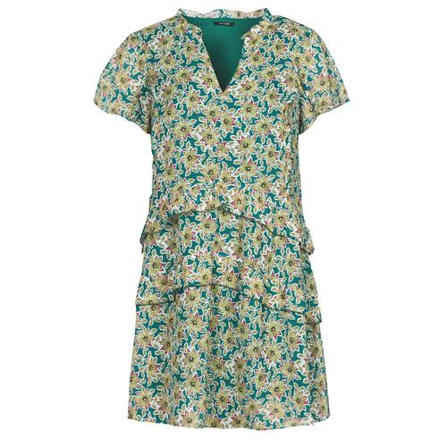 Clothing Women Short Dresses One Step RICA Multicolour
