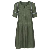 Clothing Women Short Dresses One Step RAFIA Kaki