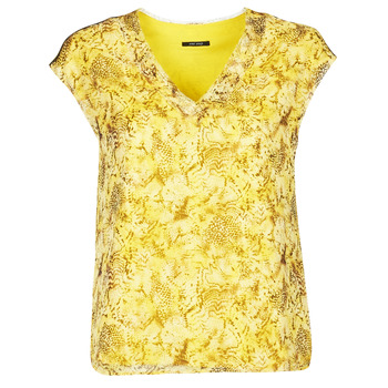 Clothing Women Tops / Blouses One Step CALI Yellow