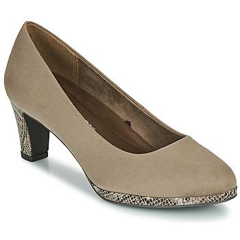 Shoes Women Heels Marco Tozzi 2-22409-35-347 Taupe
