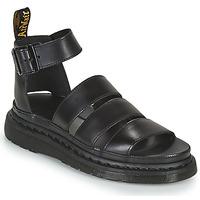 Shoes Women Sandals Dr Martens CLARISSA II Black