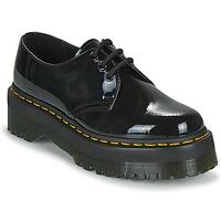Shoes Women Derby Shoes Dr Martens 1461 QUAD Black