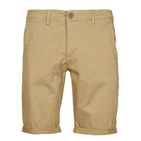 Clothing Men Shorts / Bermudas Teddy Smith SHORT CHINO Beige