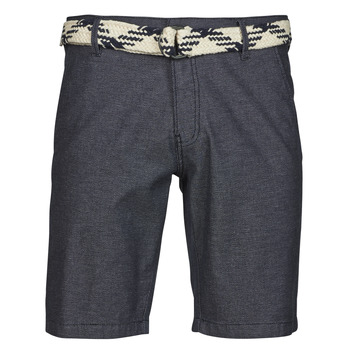 Clothing Men Shorts / Bermudas Teddy Smith STATON CHINO Marine