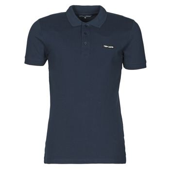 Clothing Men Short-sleeved polo shirts Teddy Smith P-NARK Marine