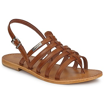 Shoes Women Sandals Les Tropéziennes par M Belarbi HERISSON Brown
