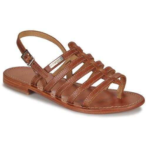 Shoes Women Sandals Les Tropéziennes par M Belarbi HERISSON Tan