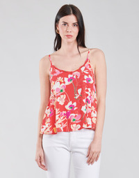 Clothing Women Tops / Blouses Rip Curl SUGAR BLOOM SINGLET Red