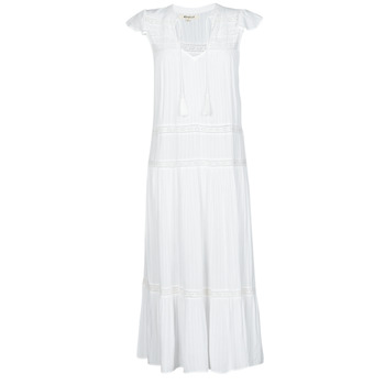 Clothing Women Long Dresses Rip Curl LAYLA MAXI DRESS White