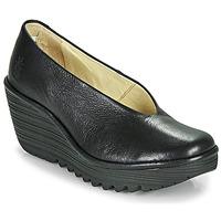 Shoes Women Heels Fly London YAZ Black