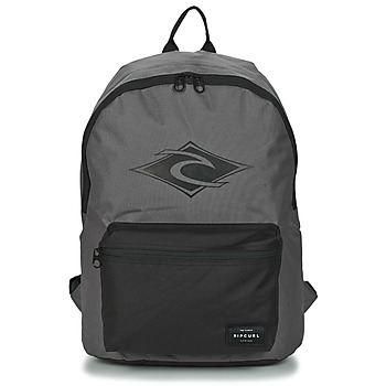 Bags Boy Rucksacks Rip Curl DOME PRO 18L LOGO Grey / Black