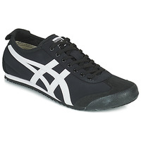 Shoes Low top trainers Onitsuka Tiger MEXICO 66 NYLON Black