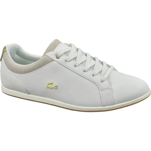 Shoes Women Low top trainers Lacoste Rey Lace 119 White